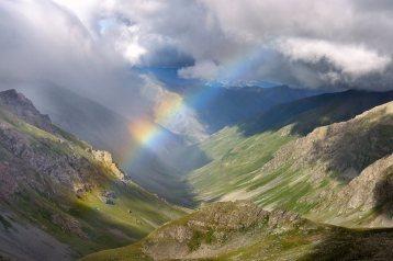 Քաջքարի լեռներ, Համշեն
