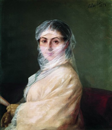 Aivazovsky_-_Portret_of_wife,_Anna_Burnazyan-Sarkisova